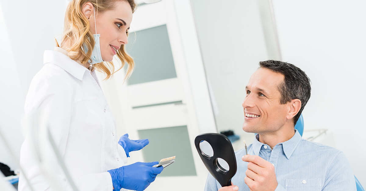Missing Teeth Implants at Tansley Woods Dentistry in Burlington on Area